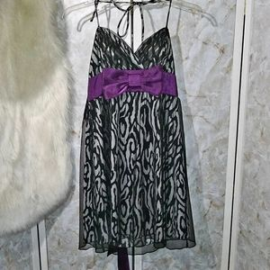 Ruby Rox Party Dress Large